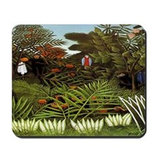 Exotic Landscape Mousepad