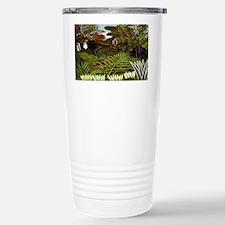 Exotic Landscape Travel Mug