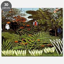 Exotic Landscape Puzzle