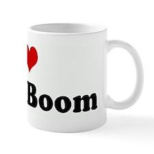 I Love Boom Boom Mug