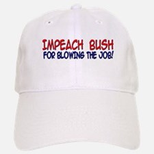 IMPEACH for blowing the job 3 Baseball Baseball Cap