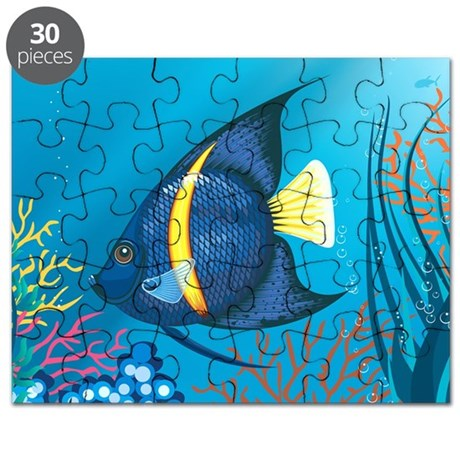 Tropical Fish Puzzle