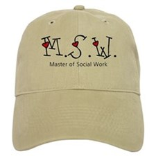 MSW Hearts (Design 2) Hat