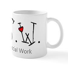 MSW Hearts (Design 2) Mug