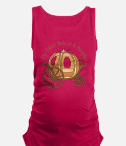 My Other Ride Maternity Tank Top