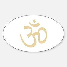 Yoga Ohm, Om Symbol, Namaste Decal