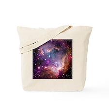 burlap throw pillow Tote Bag