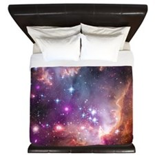 burlap throw pillow King Duvet