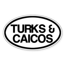 Turks and Caicos Bumper Stickers