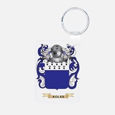 Koles Coat of Arms - Famil Keychains