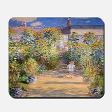 Artists Garden Mousepad