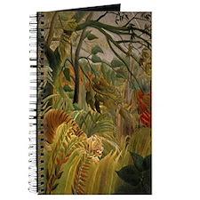 Jungle Storm Journal