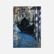 Grand Canal Venice Rectangle Magnet