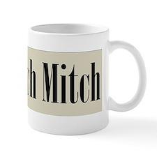 No Mitching - Black Small Mug