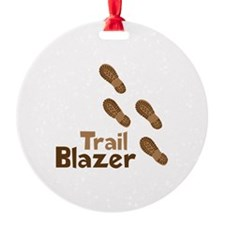 Trail Blazer Ornament