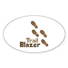 Trail Blazer Decal