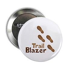 """Trail Blazer 2.25"""" Button"""