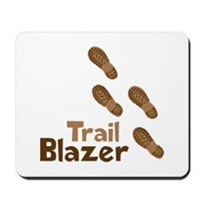 Trail Blazer Mousepad