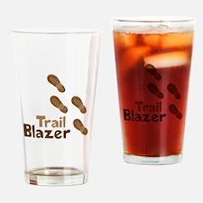 Trail Blazer Drinking Glass