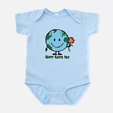 Happy Earth Day Infant Bodysuit