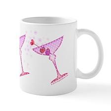 THREE PINK MARTINIS Mug