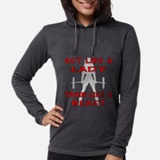 Train Like A Beast Long Sleeve T-Shirt