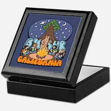 Big Sur III Keepsake Box