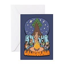 Big Sur III Greeting Card