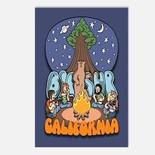 Big Sur III Postcards (Package of 8)