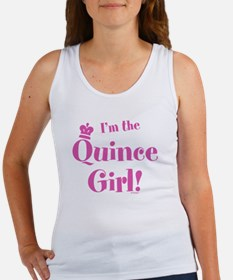 I'm the Quince Girl! Women's Tank Top