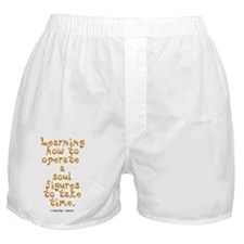 Timothy Leary Quote Boxer Shorts