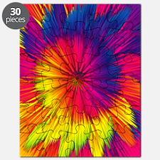 Rainbow Starburst Puzzle