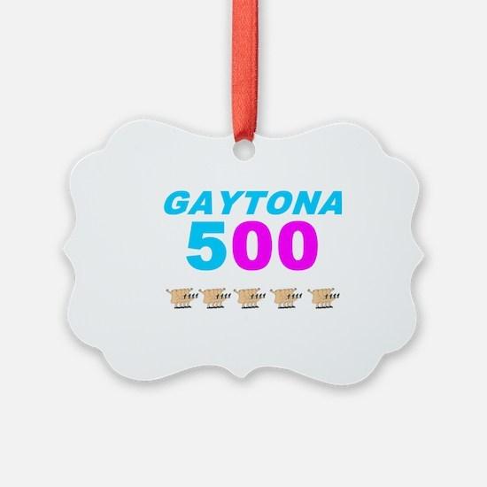 GAYTONA 500 Ornament