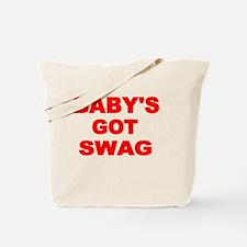 BABYS GOT SWAG Tote Bag