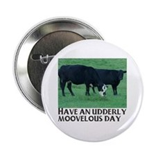 "cows 2.25"" Button (100 pack)"