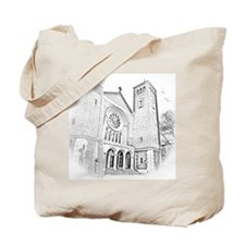 St. Dominic Tote Bag
