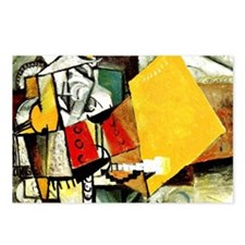 Malevich - Guard, Kazimir Postcards (Package of 8)