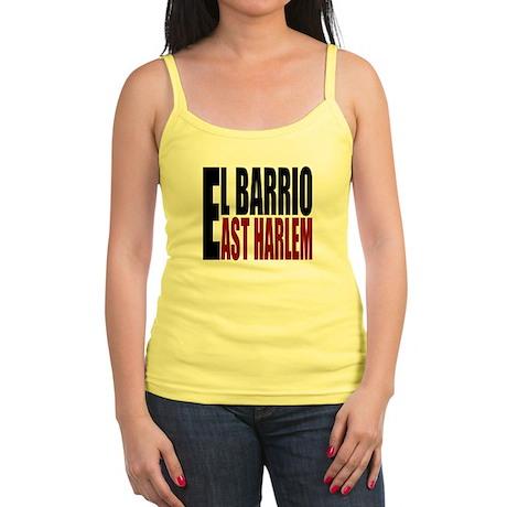 """""""CLICK HERE"""" EL BARRIO Jr. Spaghetti Tank"""