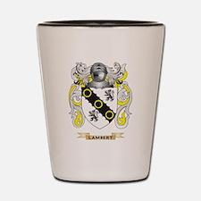 Lambert Coat of Arms - Family Crest Shot Glass