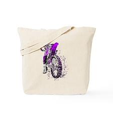 Motorcross Tote Bag
