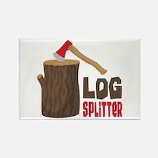 LOG SPLiTTeR Magnets
