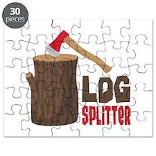 LOG SPLiTTeR Puzzle