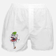 Sugar Skull Fairy Boxer Shorts