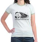 ChucklenutShirts.com Jr. Ringer T-Shirt