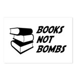 Books Not Bombs Postcards (Package of 8)