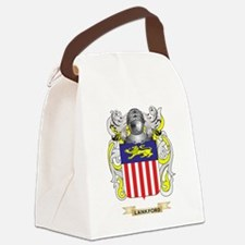 Lankford Coat of Arms - Family Cr Canvas Lunch Bag