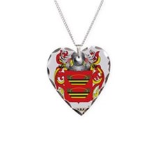 Lara Coat of Arms - Family Cr Necklace