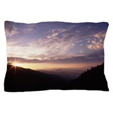 Great Smoky Mountain National Park Pillow Case