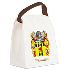 La-Rosa Coat of Arms - Family Cre Canvas Lunch Bag