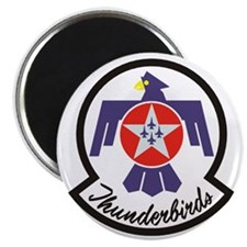 Thunderbirds Military Magnet